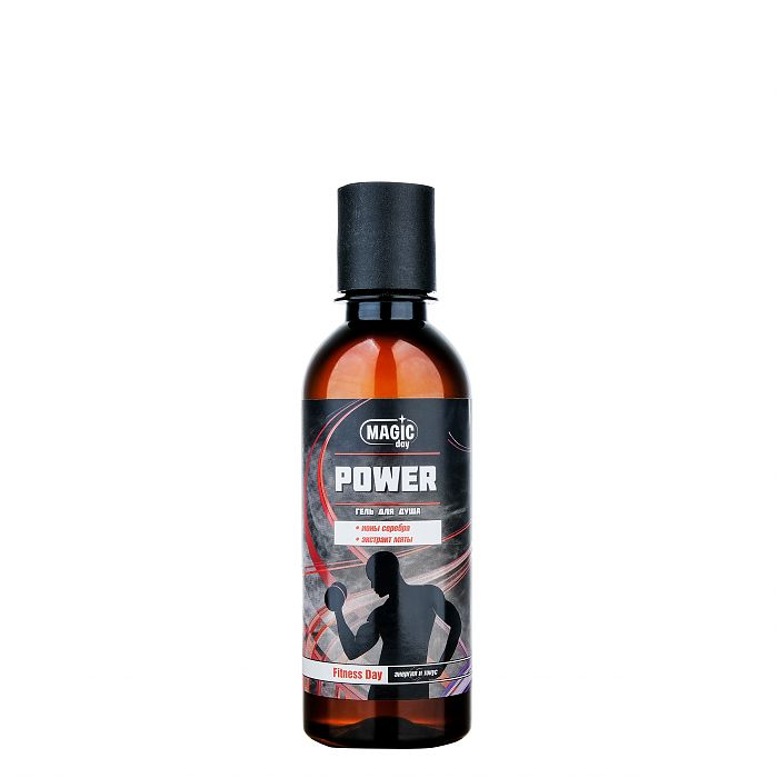 Гель для душа Fitness POWER